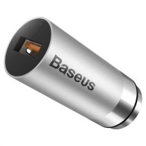 BASEUS CarQ Series Quick Charge QC3.0 Autós Töltő Shrapnel Interface - Grey