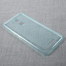 Asus Zenfone 3 Max ZC520TL Tok Szilikon Ultra Slim Cián