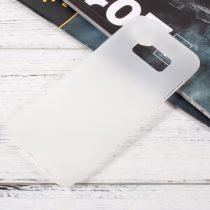 Samsung Galaxy S8 TPU Szilikon Tok Matt Áttetsző
