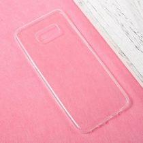 Samsung Galaxy S8 Plus Szilikon Tok Ultra Slim TPU Áttetsző