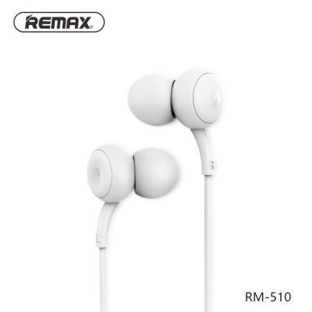 Fülhallgató - Headset / REMAX 510 In-Ear Touch Fehér