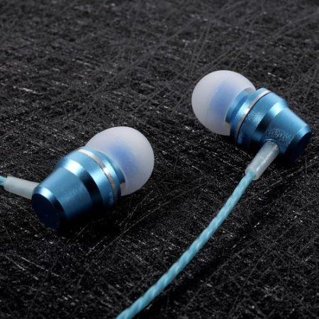 Fülhallgató - Headset / PINZUN X6 Kék