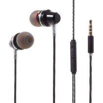 Fülhallgató - Headset / PINZUN X6 Fekete