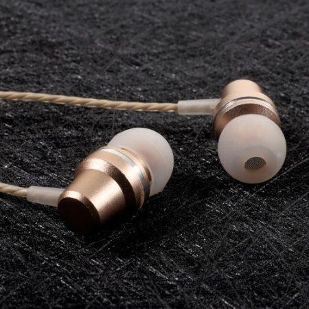 Fülhallgató - Headset / PINZUN X6 Arany