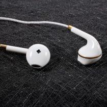 Fülhallgató - Headset / PINZUN P13 Arany