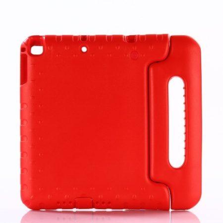 iPad 9.7 (2017) EVA Ütésálló Tok Gyerek/Ipari Schockproof Piros