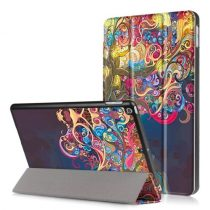 iPad 9.7 (2017) Mintás Slim Tok Tri-Fold RMPACK TF09