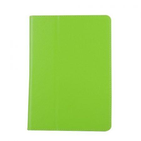 iPad 9.7 (2017) Notesz Tok Mappa - Keretvédelemmel - Kitámasztható Zöld