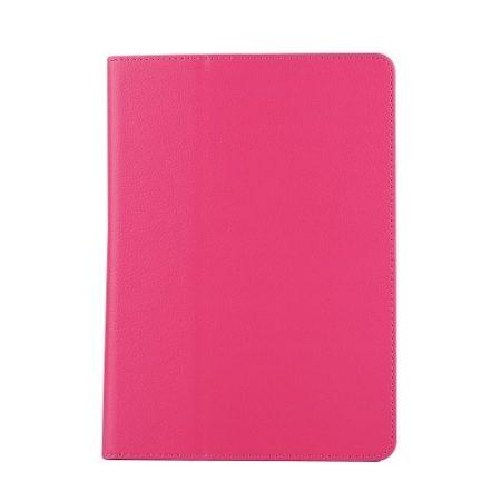 iPad 9.7 (2017) Notesz Tok Mappa - Keretvédelemmel - Kitámasztható Pink