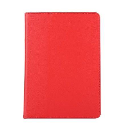 iPad 9.7 (2017) Notesz Tok Mappa - Keretvédelemmel - Kitámasztható Piros