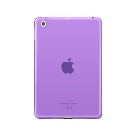 iPad 9.7 (2017) TPU Szilikon Tok Lila