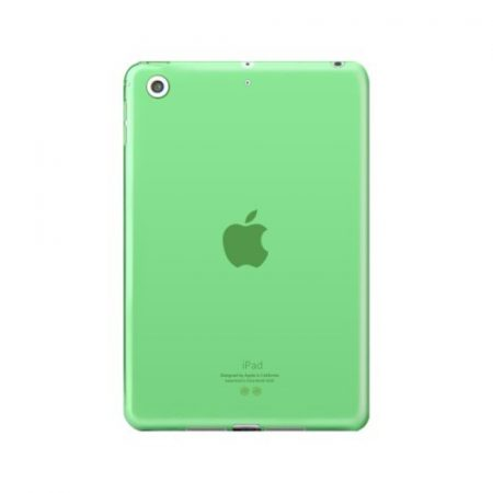 iPad 9.7 (2017) TPU Szilikon Tok Zöld