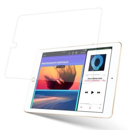 iPad 9.7 (2017) Tempered Glass Képernyővédő Üveg - 0.3mm